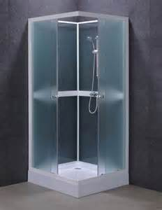 square corner entry shower enclosure shower cabin