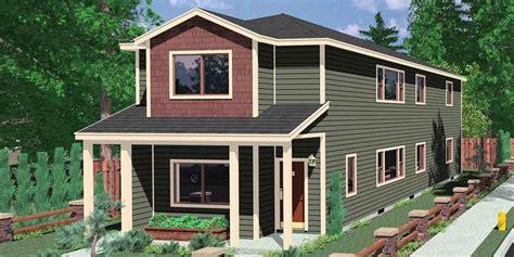 Duplex Home Plans duplex house plans rare stacked up amp down duplex design