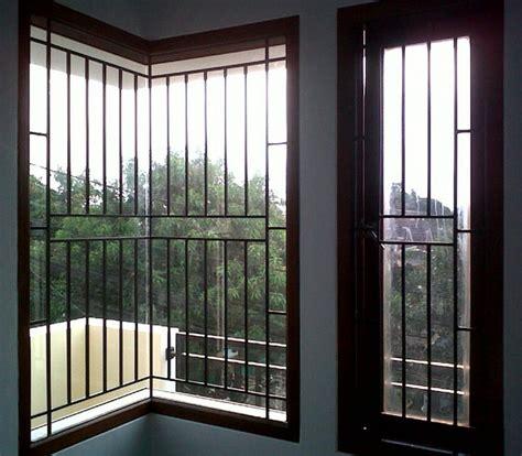 desain teralis jendela rumah minimalis model teralis jendela dan pintu minimalis modern