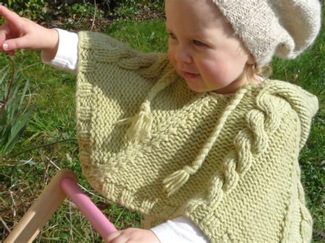 child s poncho knitting pattern baby poncho knitting patterns a knitting
