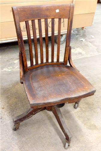 antique wooden swivel desk chair antique wooden swivel desk chair