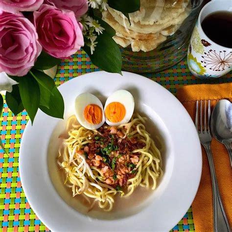 latar belakang membuat resep makanan resep membuat mie celor palembang love indonesia recipe