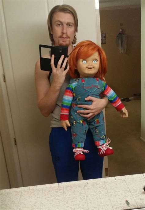 good guy doll box life size replica pin chucky life size figure replica on pinterest
