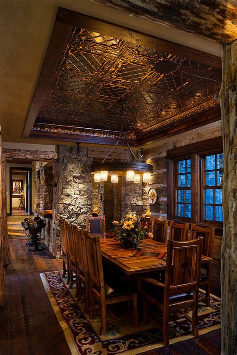 Dining Room Materials 15 Gorgeous Dining Rooms With Walls