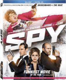 film comedy blue spy dvd release date september 29 2015