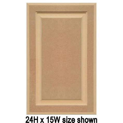 unfinished flat panel cabinet doors how to build shaker cabinet doors style loccie better