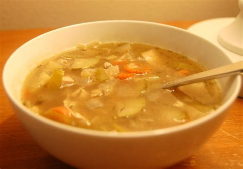 nourish to flourish hearty chicken soup recipe