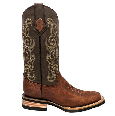 mens ferrini boots ferrini mens maverick brown western boots