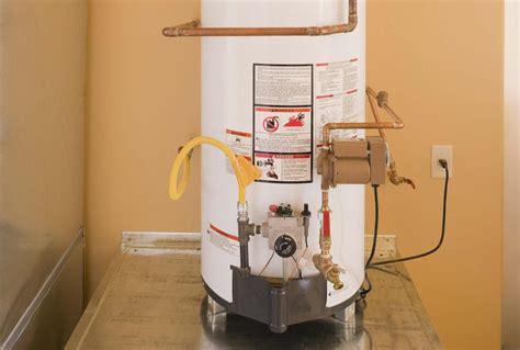 repair  gas water heater