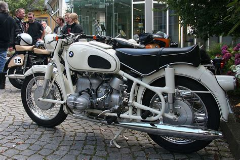 Motorrad S A by Bmw R 50 S R 69 S