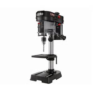 bench drill bunnings ozito 350w 5 speed bench drill press bunnings warehouse