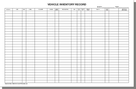 stock record template inventory book book covers