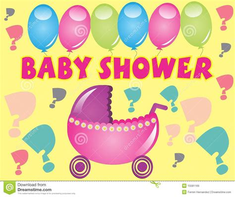 baby shower royalty free stock images image 15581169