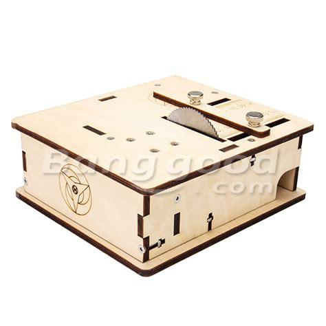 circular saw table saw adapter diy mini table saw handmade woodworking model saw with