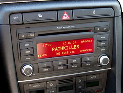 Audi A4 Radio by Dynavin N6 A4 Oem Style Sat Nav Radio Dvd Ipod Bluetooth
