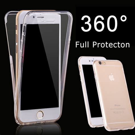 iphone    front screen protector cover clear