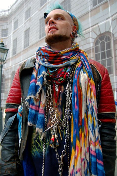 hippie mens fashion trends street style styleinsight
