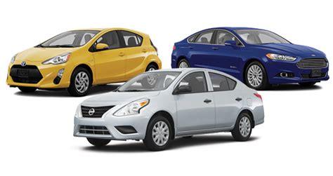 Compact Fuel Efficient Car by Fuel Efficient Cars Fuel Efficient Rental Fleet Hertz
