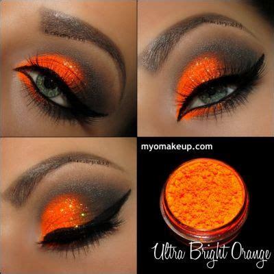Eyeshadow Orange that s bright single eyeshadow pigments myo eyeshadow pigment ultra bright orange mica