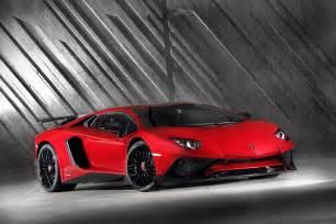 Lamborghini On Lamborghini Aventador Sv Acceleration