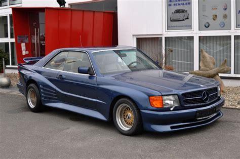 Mercedes Benz 500 SEC (W126) Widebody by Koenig Specials Sin A Car