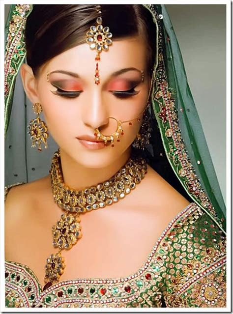 Makeup Bridal bridal makeup smokey eye brown looks tips 2014 images