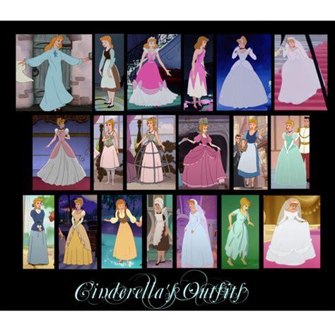 Cinderella Wardrobe by Quot Cinderella S Quot By Tealtigress On Polyvore Disney