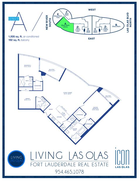 icon floor plans icon las olas floor plans icon las olas