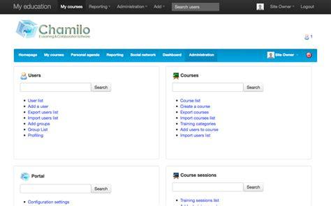 Chamilo Developer serve you net installatron auto installer