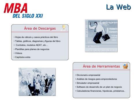 Mba Web by Mba Siglo Xxi Web