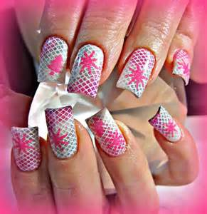 The gallery for gt christmas bow acrylic nails