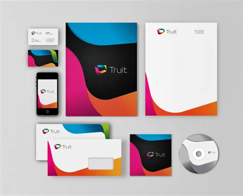 design inspiration com 44 corporate identities plus how to create your own using