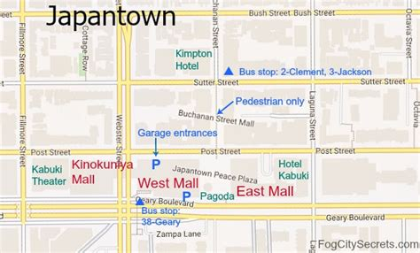 japan center san francisco map san francisco japantown a local s tips on what to see and do