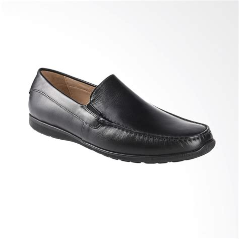 Sepatu Ecco jual ecco dallas moc sepatu pria black ecc57010401