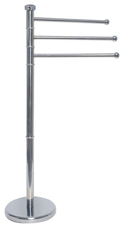 bathroom towel tree rack freestanding stainless steel towel rack tree with 3