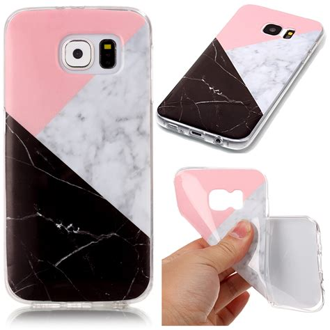 Samsung Galaxy S8 Soft Slim 3d Doraemon Ngintip 3d Cover Casing ultra slim marble pattern soft tpu silicone cover for samsung galaxy phones ebay