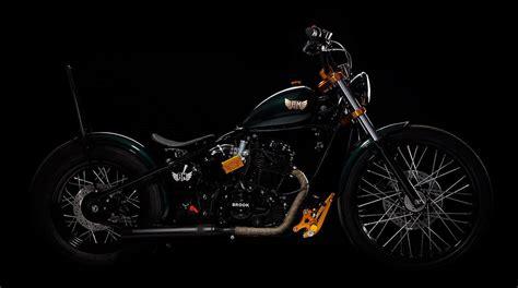 Brook Chopper Motorrad by The Custom Lifestyle Company