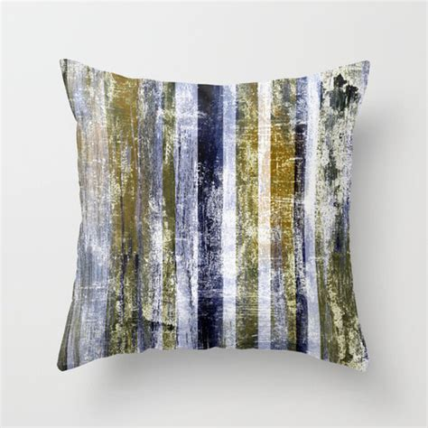 Navy And Gold Throw Pillows Navy Gold Throw Pillow Cover Modern Home Decor Living Room