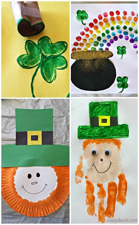 st patricks crafts for 17 best images about st pat s on tissue paper