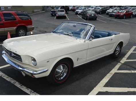 1965 ford mustangs 1964 to 1966 ford mustang for sale on classiccars