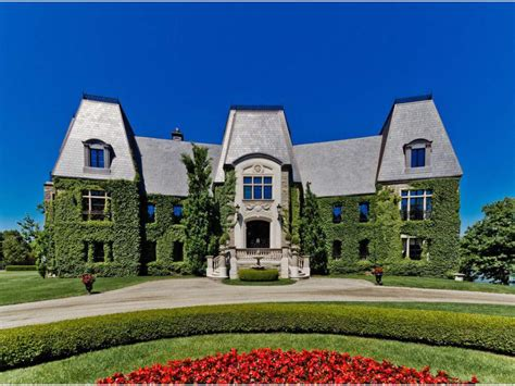 celine dion s house celine dion s castle like 25 5 million laval mansion on a