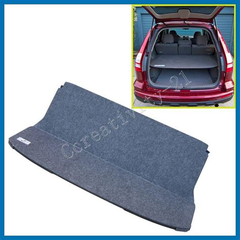 2011 Crv Cargo Shelf by 07 11 Honda Crv Cargo Shelf Board Cover Trunk Grey Ebay