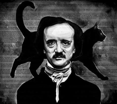 a by edgar allan poe edgar allan poe the black cat by klarem on deviantart