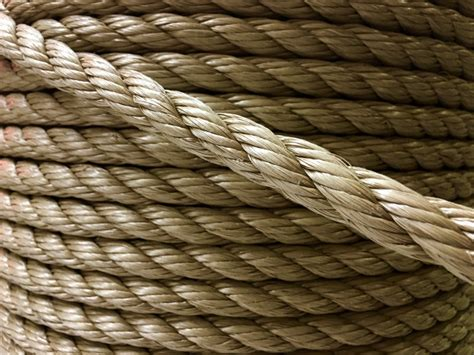 synthetic manila rope mm