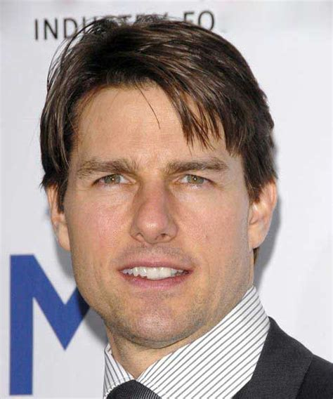 Tom Cruise Hairstyle by 30 Tom Cruise Hairs Mens Hairstyles 2018