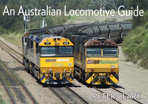 locomotive books an australian locomotive guide newsouth books