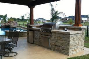 pool and outdoor kitchen designs outdoor kitchen designs with pool home round