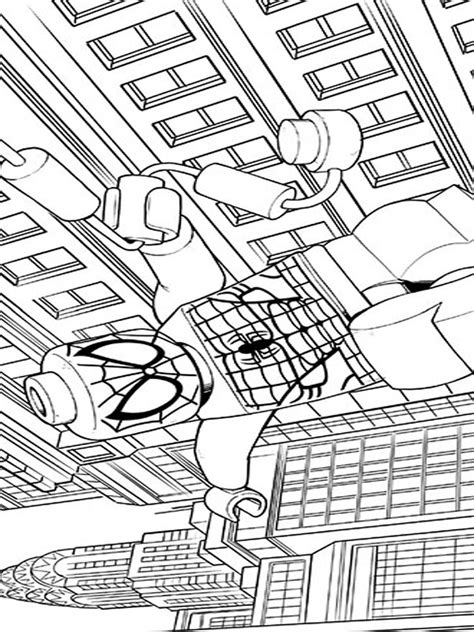 Lego Marvel Coloring Pages by Lego Marvel Coloring Pages Free Printable Lego Best Free