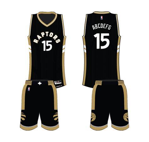 jersey design raptors toronto raptors alternate uniform 2016 http www nba