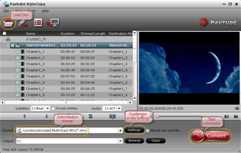 format mkv dvd player convert dvd iso to mkv in lossless and fastest way with